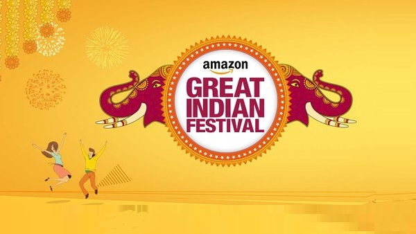 It's Raining Offers on the Amazon 'Great Indian Festival'