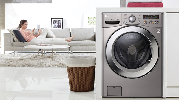 How Front Loading Washing Machines Work