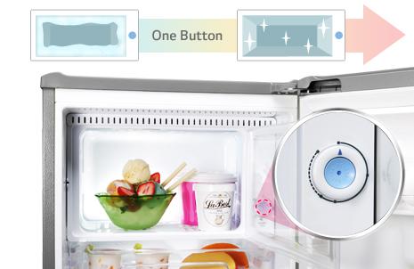 fridge tech defrost