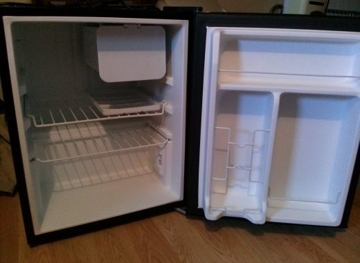 fridge tech cubic foot