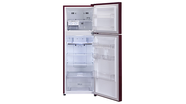 Review: LG 255-Litre Frost Free Double Door Refrigerator