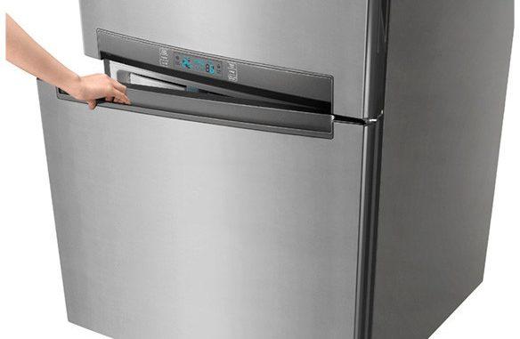 fridge tech bottom freezer