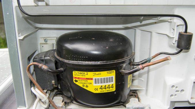 fridge tech compressor