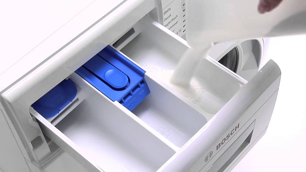 washing machine glossary