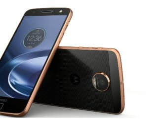 Lenovo Moto Z: A Modular Phone With an Interesting Concept