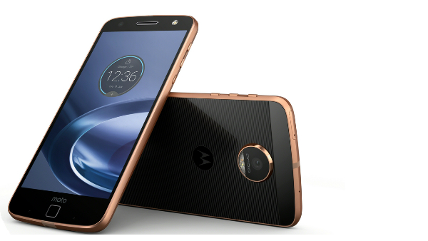 Lenovo Moto Z: A Modular Phone With a Futuristic Concept