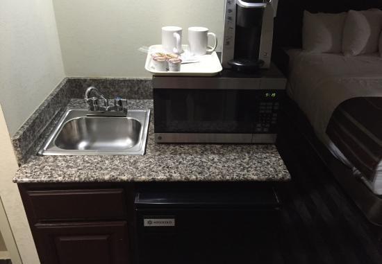 microwave maintenance - wet-sink-microwave