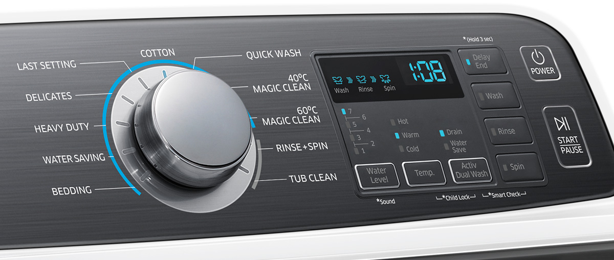 washing machine buying guide