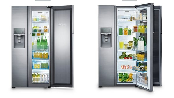 Review: Samsung Fridge – Food Showcase