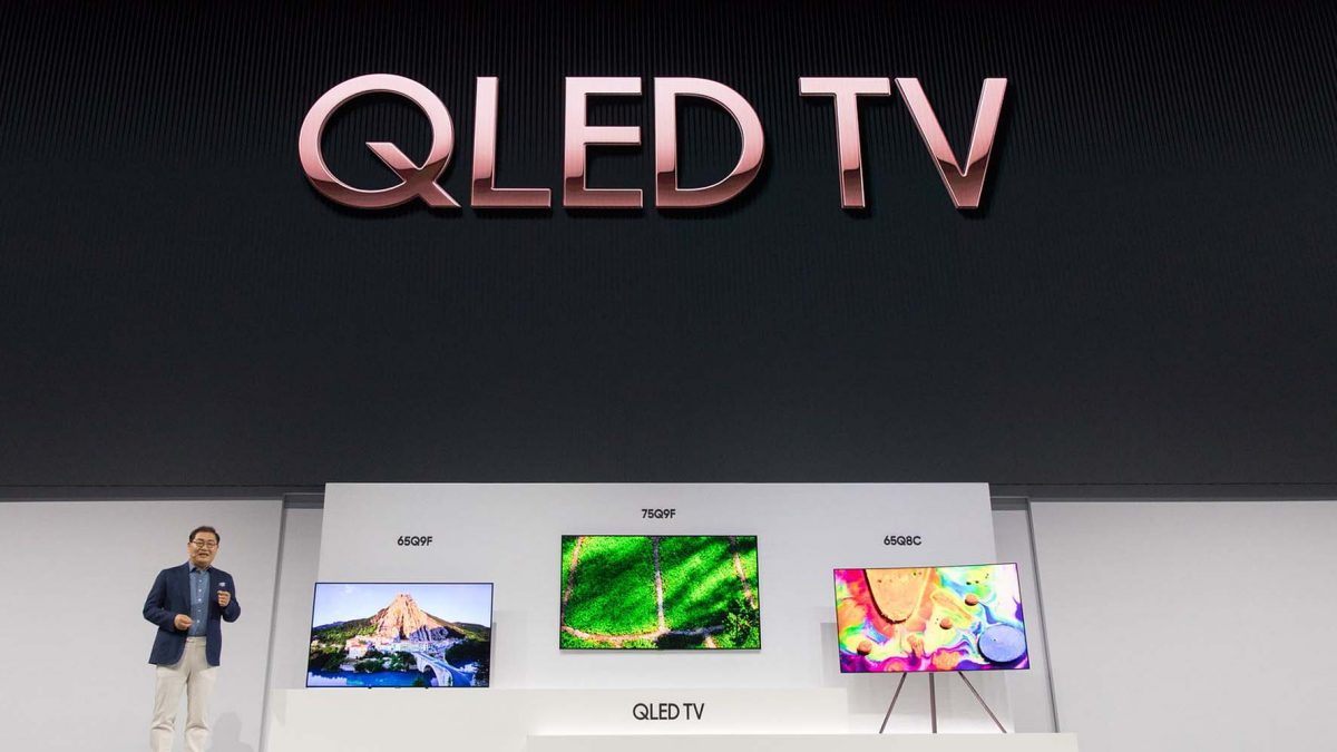 Everything You Need To Know About QLED TVs