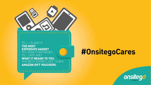 #OnsitegoCares Contest Is Now LIVE!