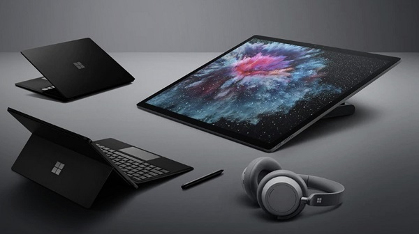 Microsoft announces the launch of Surface Pro 6, Surface Laptop 2 and Surface Studio 2