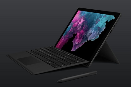 Secure Microsoft Surface Pro 6 with Onsitego