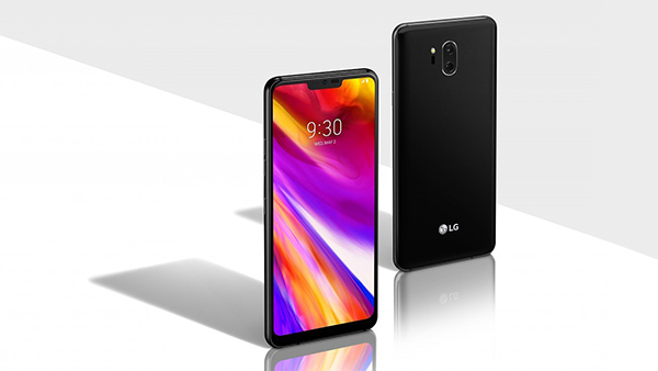 LG V40 ThinQ Mobile Phone