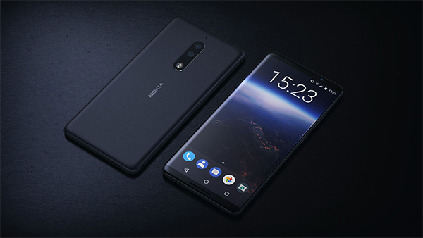 Nokia 7.1 Mobile Phone
