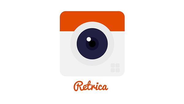 Retrica Image Filters App