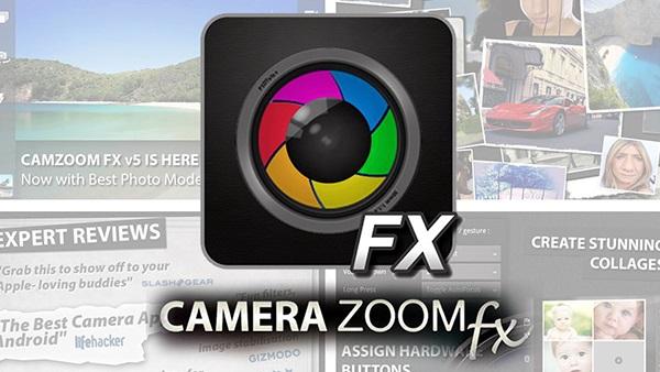 CameraZoom FX Mobile App