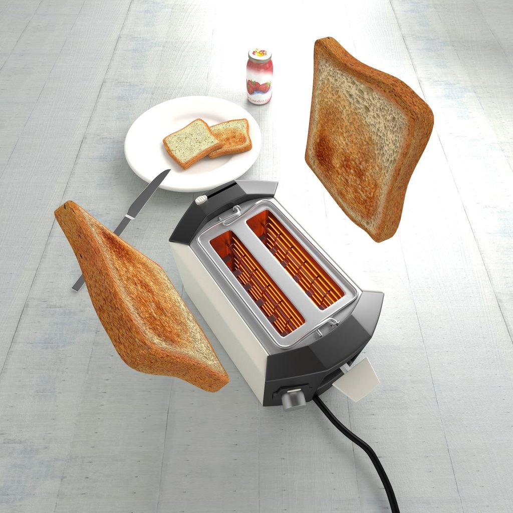 How To Clean A Pop-Up Toaster