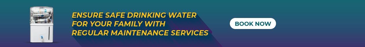 Water Purifier Maintenance Plan