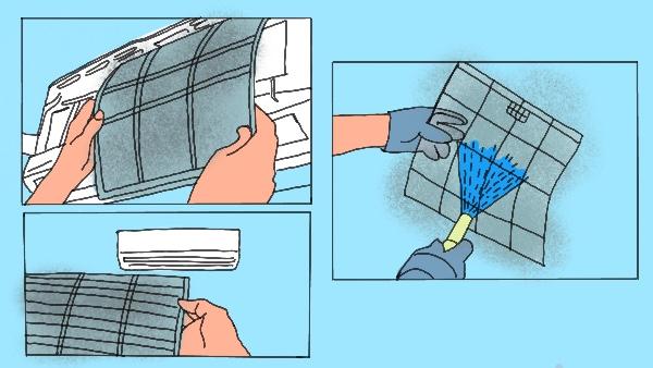 Blocked Air Filter