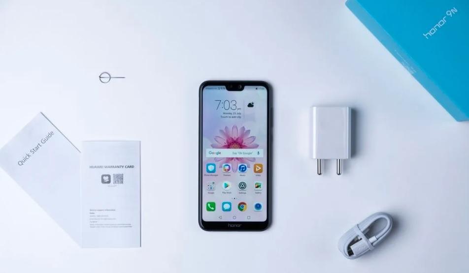 Budget smartphones Honor 9N