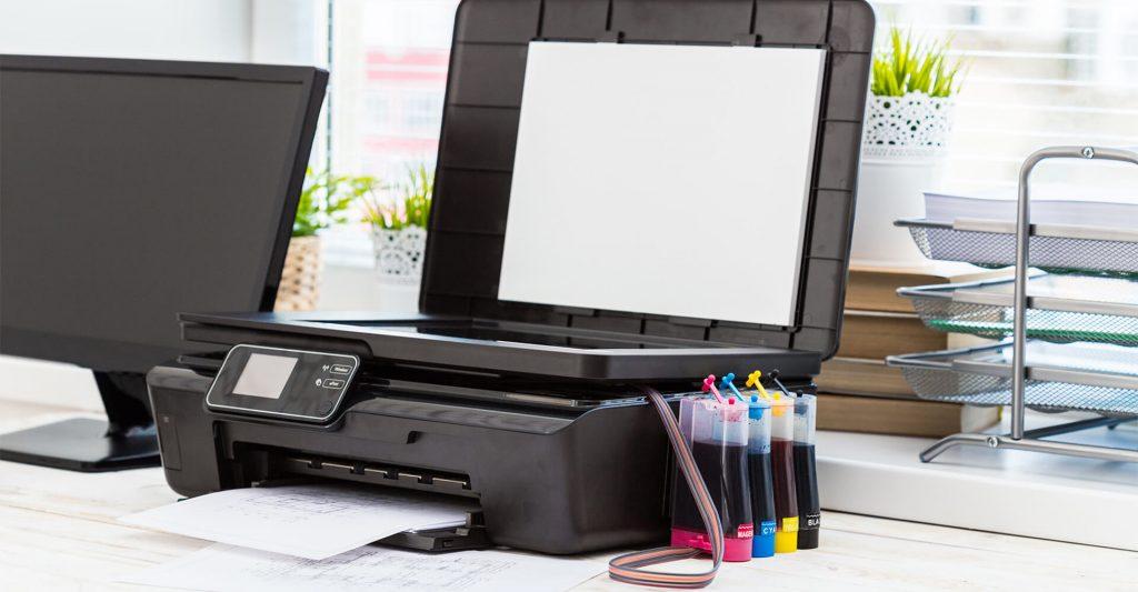 Ink Tank Printer