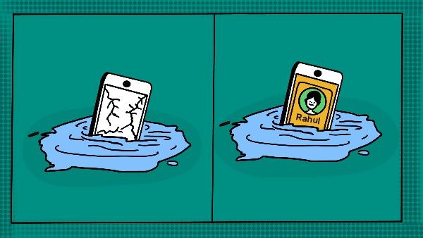 Water Resistance Vs Water Repellent Smartphones width=