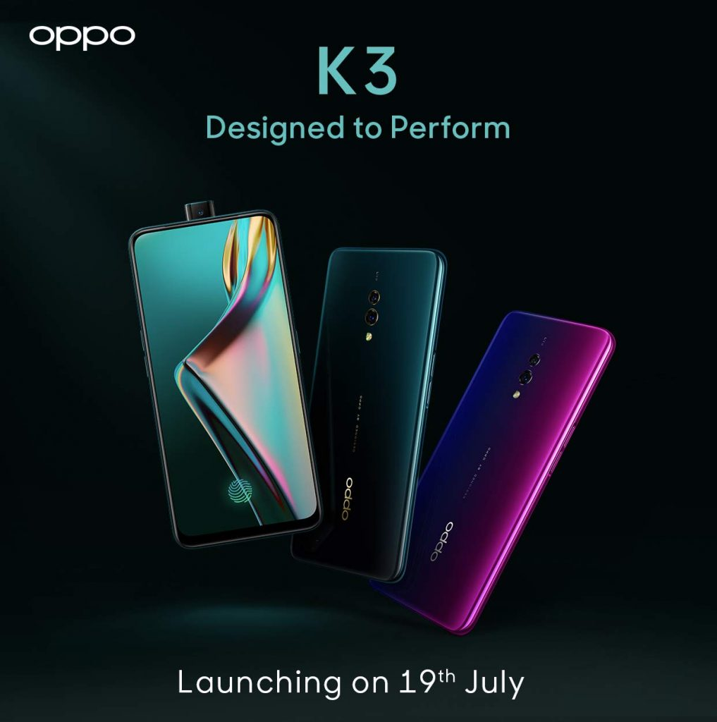 Selfie Fans Will Love The New Oppo K3
