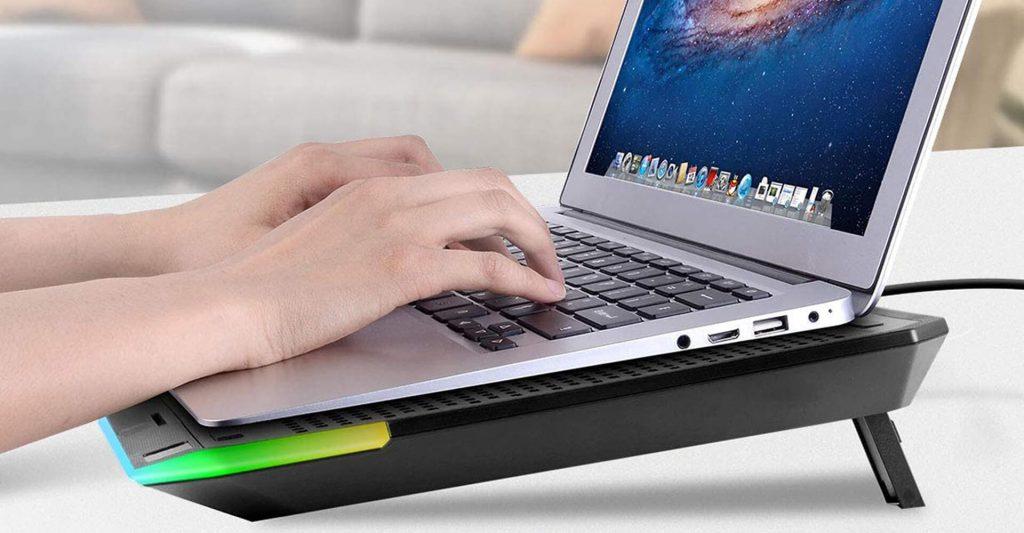 Laptop Cooling Pad Fans