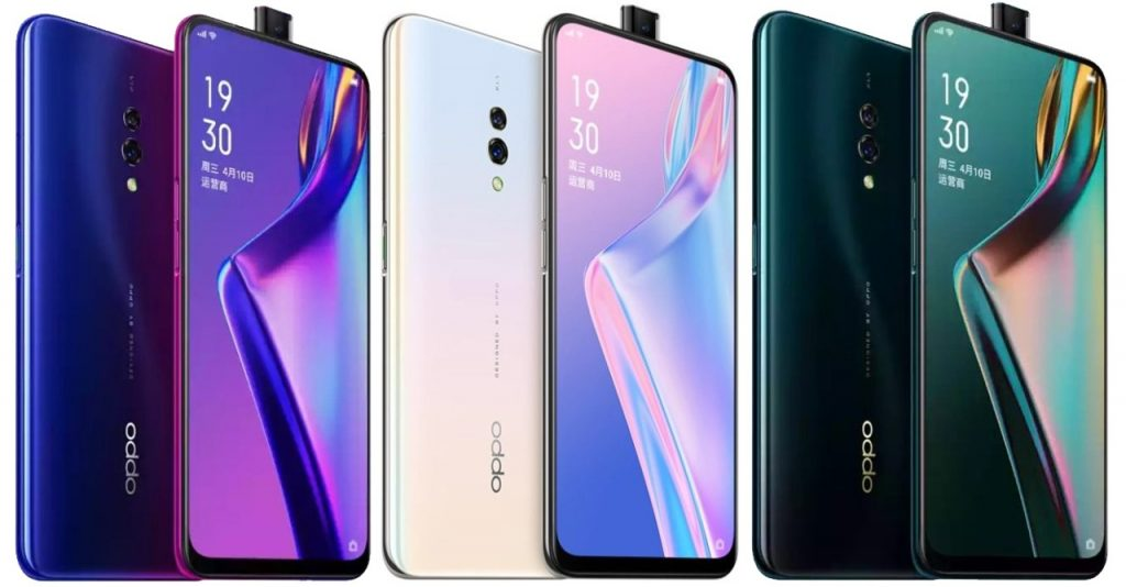 Oppo K3 Launches In India