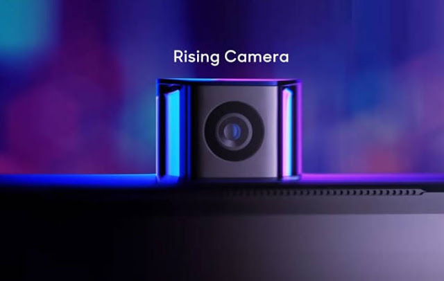 The Rising Camera Should Make For Great Selfies