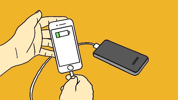 Avoid Charging Using Power Banks