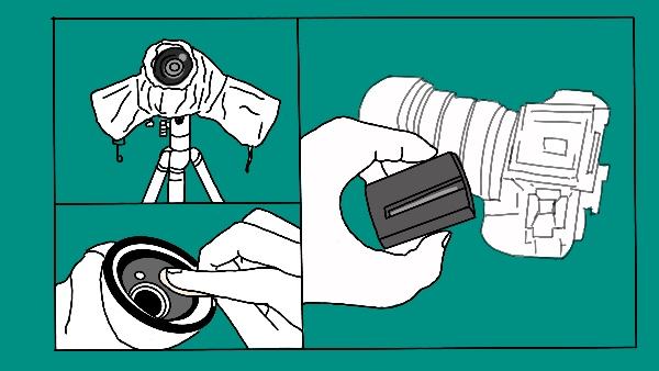 Protect Your DSLR Camera Lens From Sand
