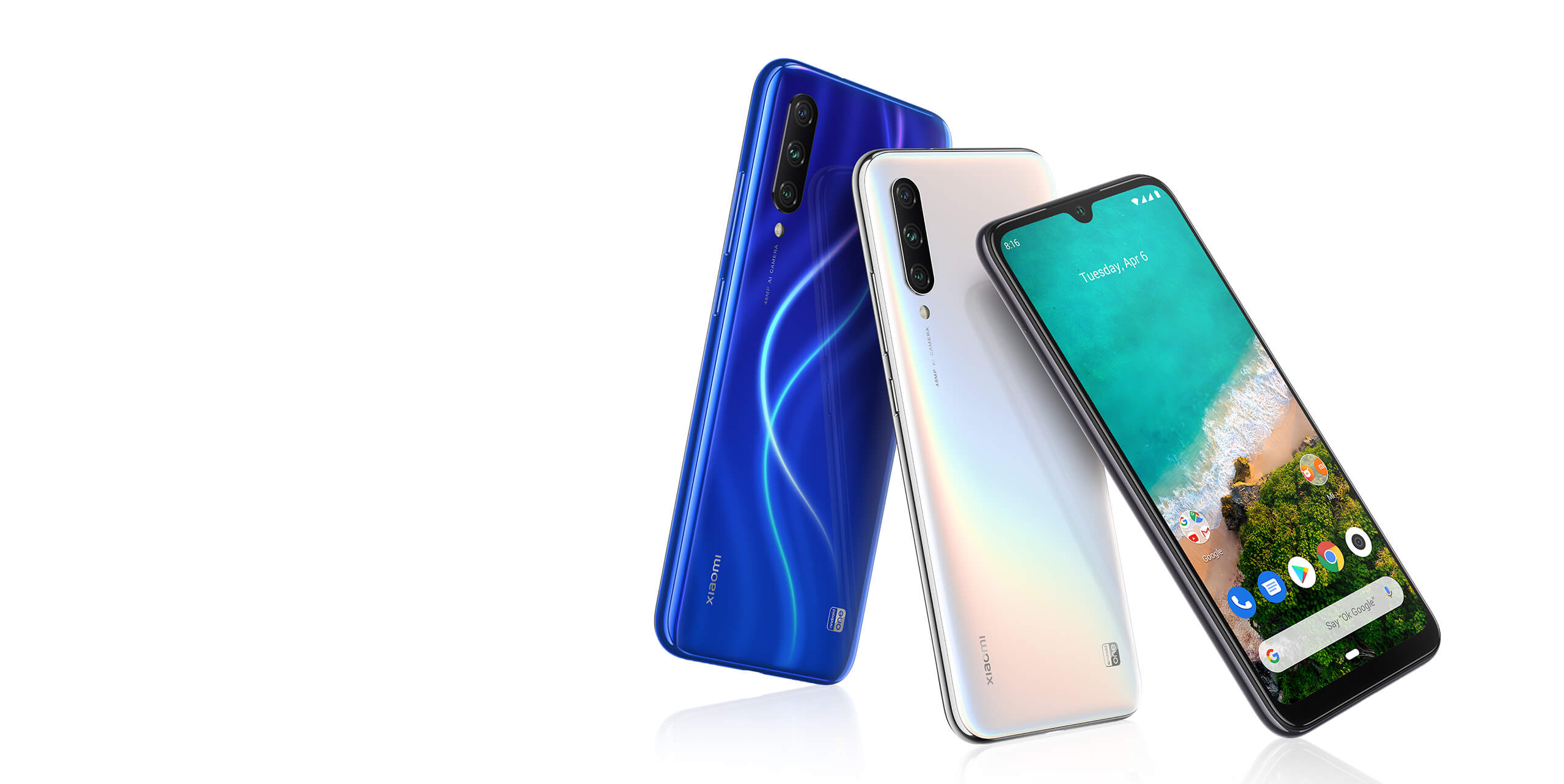 The Mi A3 Has Stock Android, Triple Cameras at The Rear and an Unbelievable Price