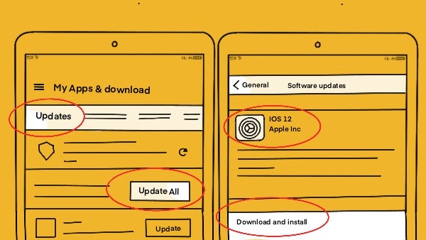 Update iOS And Your Apps