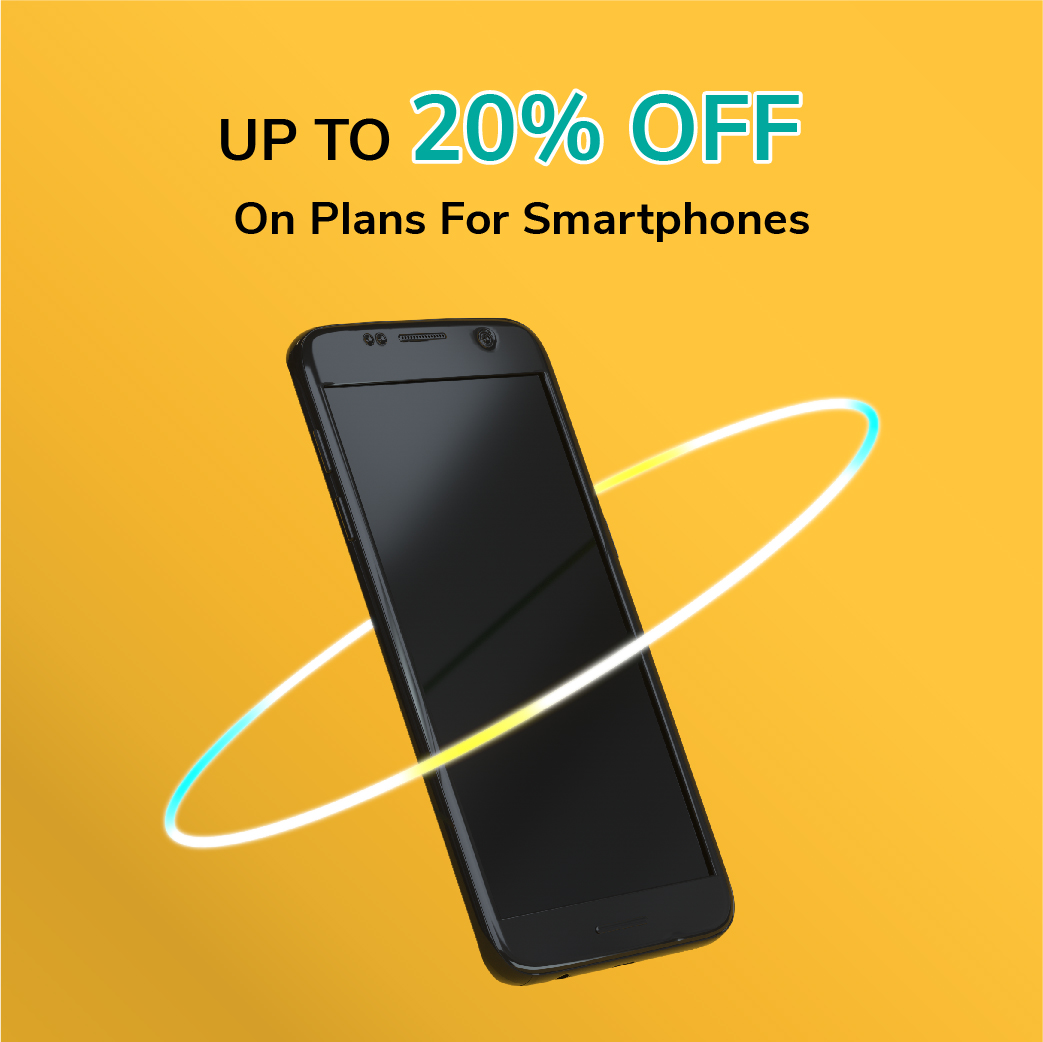 Up To 20% Off On Smartphones For Onsitego Plans