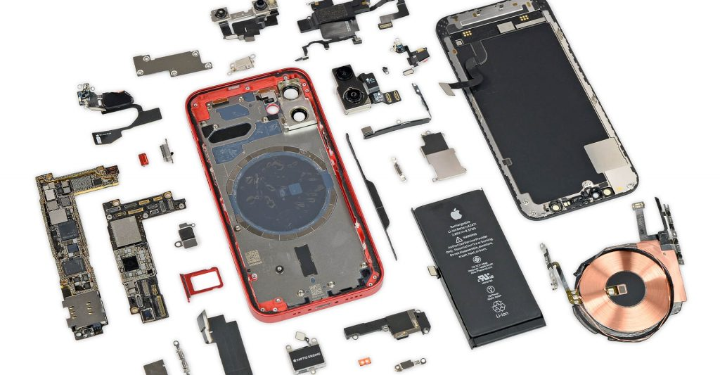Apple iPhone 12 Mini Internal Hardware