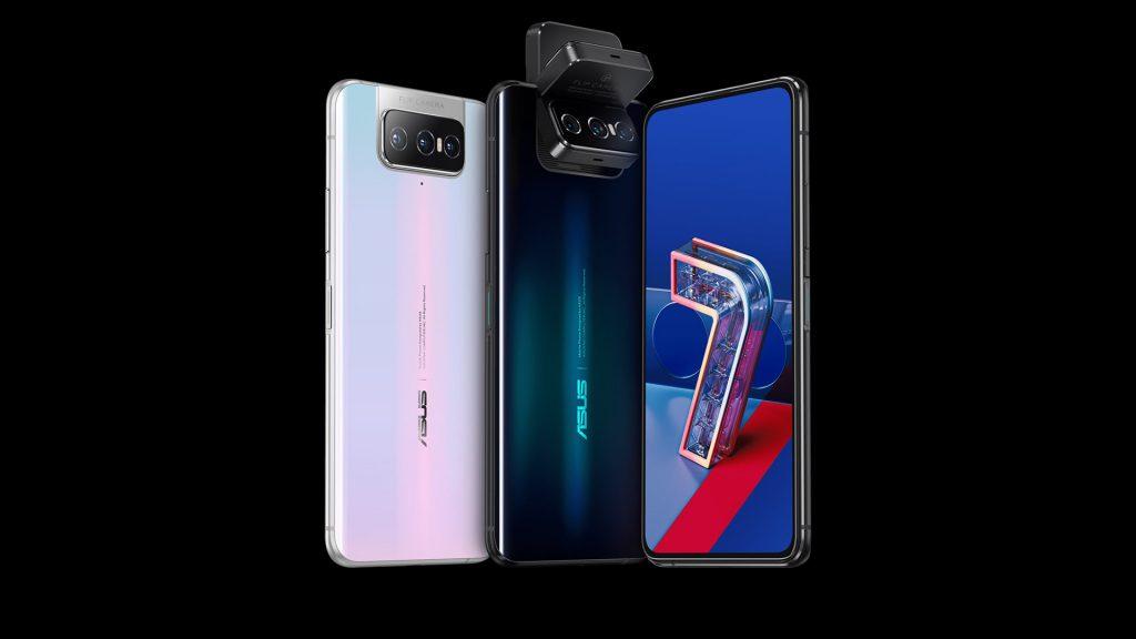 ASUS ZenFone 7, ZenFone 7 Pro Break Cover with 90Hz OLED Screen, Swiveling Camera, 5000mAh Battery