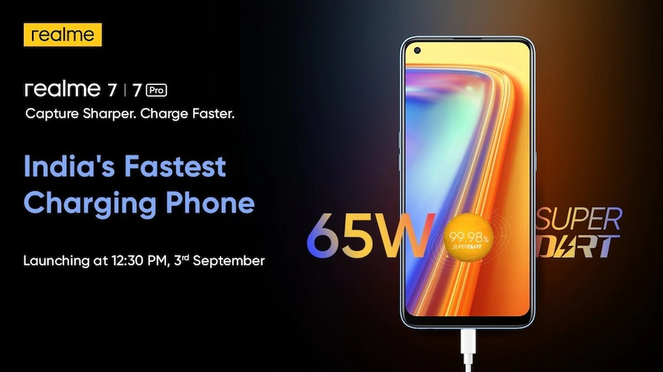 Realme 7, Realme 7 Pro India Launch Date Revealed: Expected Specs