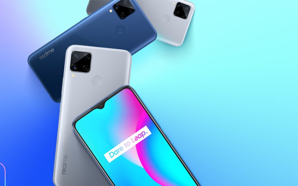 Realme C12, Realme C15 Launched in India Alongside Realme Buds Classic: Price, Specs