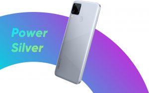 Realme C15 Power Silver