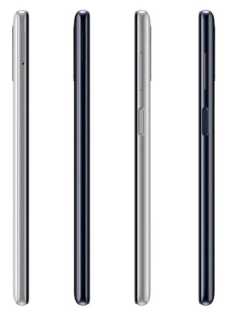 Samsung Galaxy M51 Fingerprint Reader