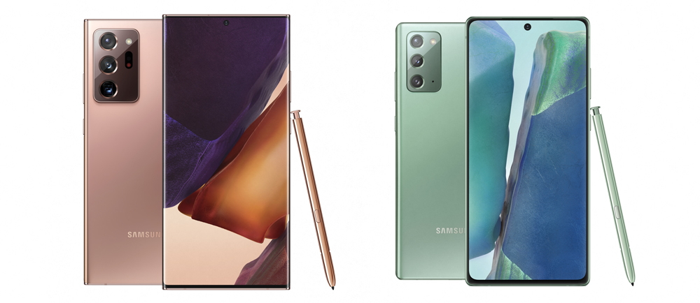 Samsung Galaxy Note 20 vs. Galaxy Note 20 Ultra 5G: Which One Is A Better Buy?