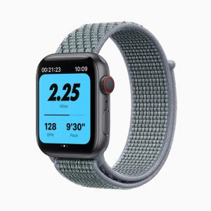 Apple Watch Nike Series 6 Sport Loop Grey