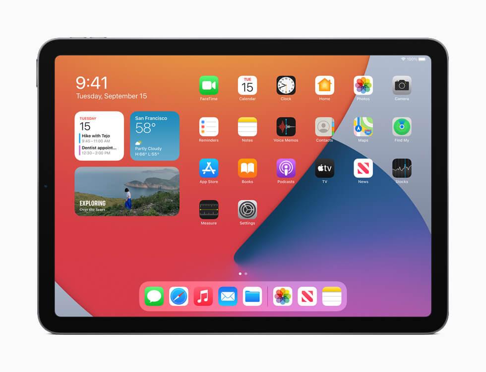 Apple iPad Air 2020 Touch ID Sensor