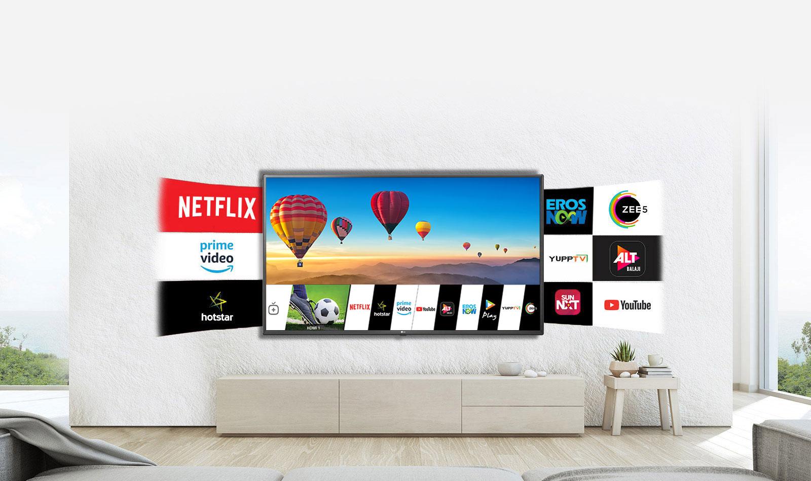 LG 55UM72 Web OS Smart TV