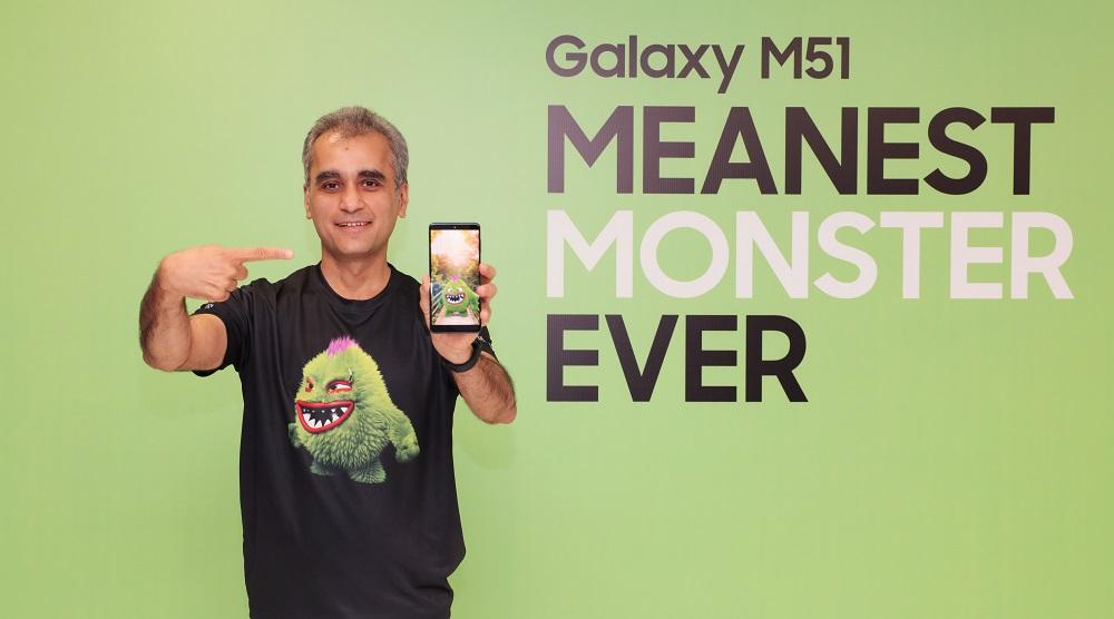 Samsung Galaxy M51 Asim Warsi
