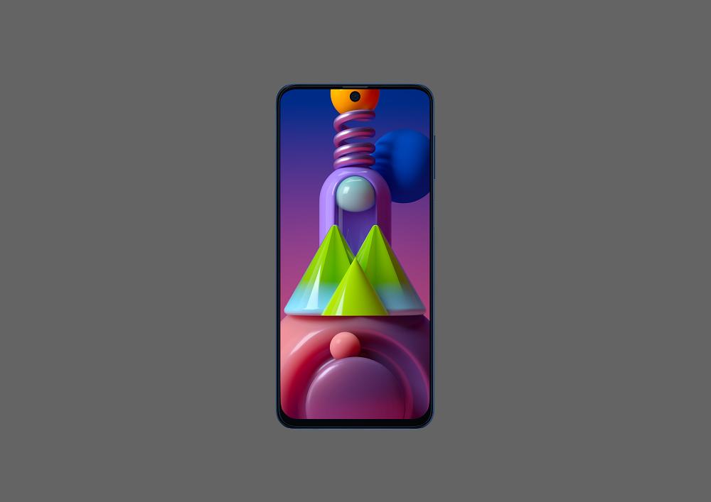 Samsung Galaxy M51 Screen