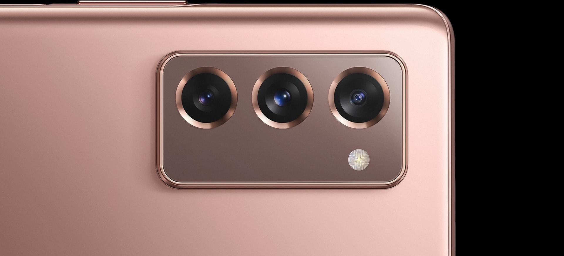 Samsung Galaxy Z Fold 2 Rear Triple-Camera