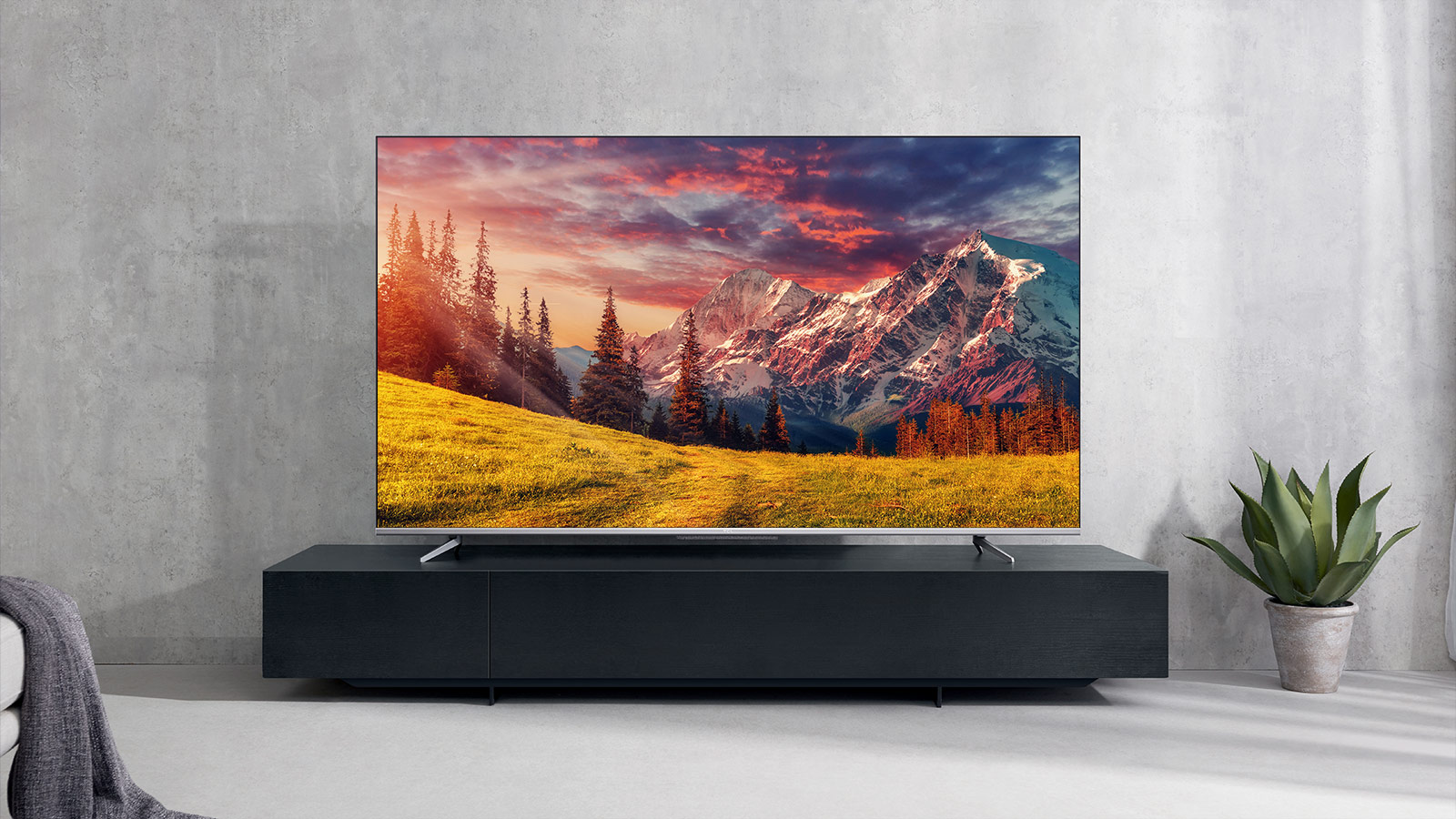 TCL 55P17 Android Smart TV
